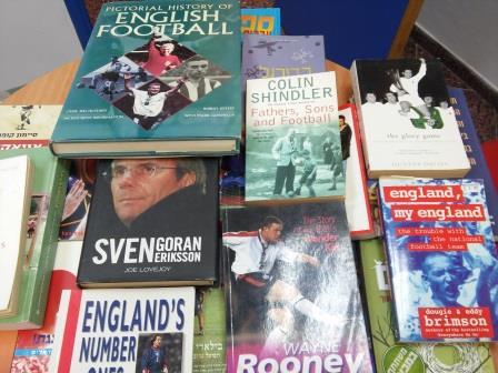 עוד ספרים שיחולקו בכנס